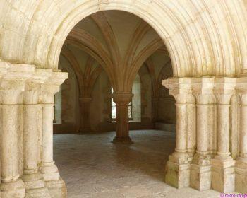 Kapitelsaal Kloster Fontenay