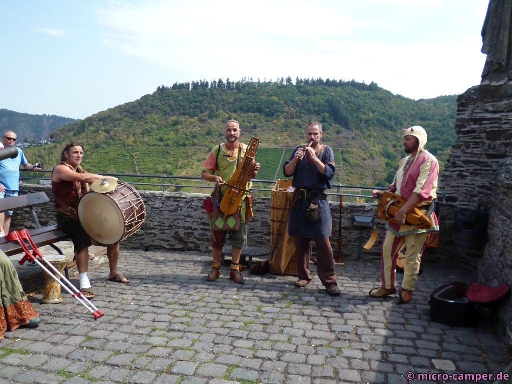 Mittelalterliche Musik von