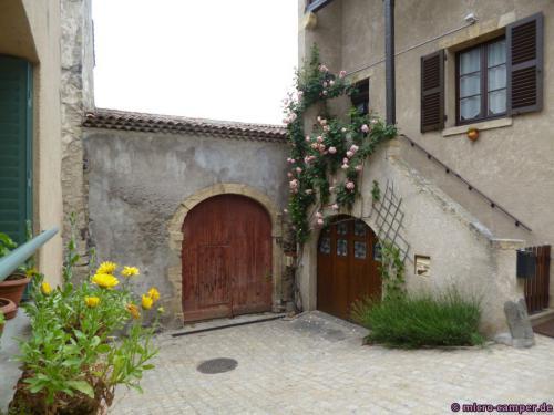 St-Saturnin ist ein idyllisches Dorf ...