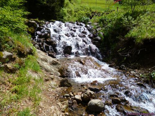 Die Quelle der Dordogne