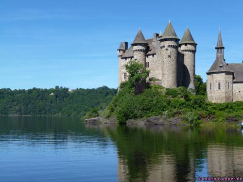 Château du Val - Mittelalterromantik pur