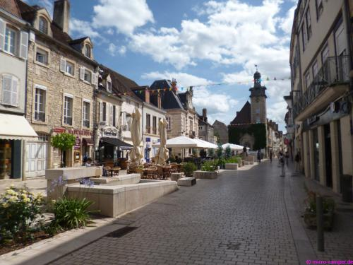 Shopping in Nuits-St-Georges