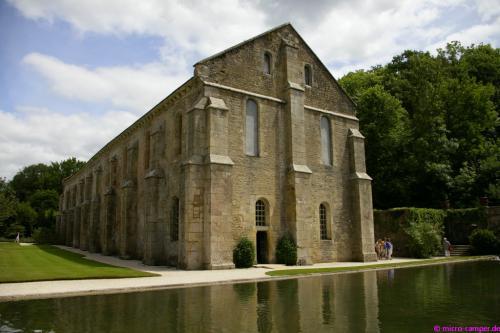 Die ehemalige Schmiede der Abtei
