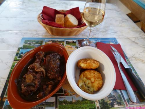 Landestypisches Essen Nr. 1: Coq au Vin