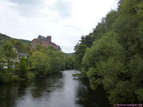 Zurück in Heimbach