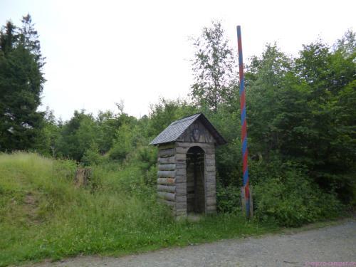 ehemalige Grenze bei Oberholzklau
