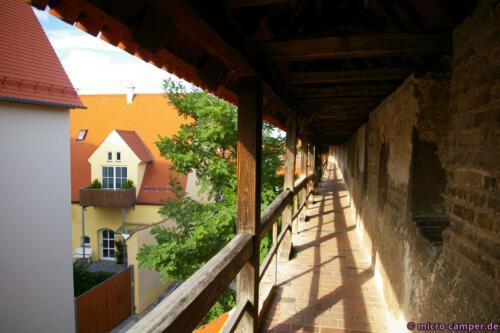 Alle Häuser sind wirklich topgepflegt, ein sehr schönes Stadtbild ist so garantiert