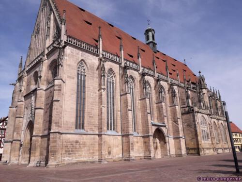 Das Münster von Schwäbisch Gmünd