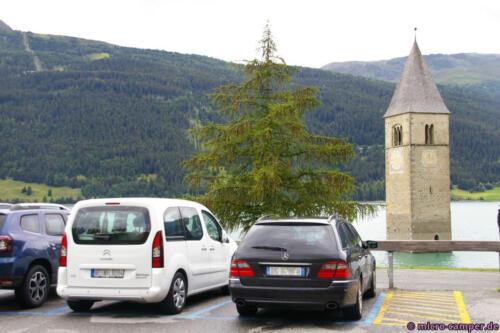 Parken in unmittelbarer Nähe - dank defektem Automat sogar kostenlos