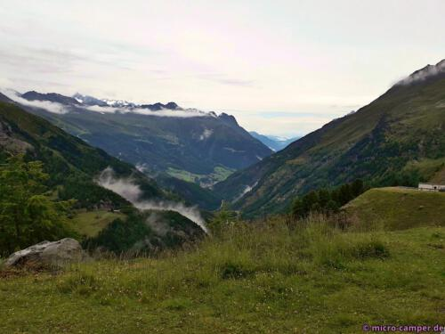Blick ins Glurgler Tal