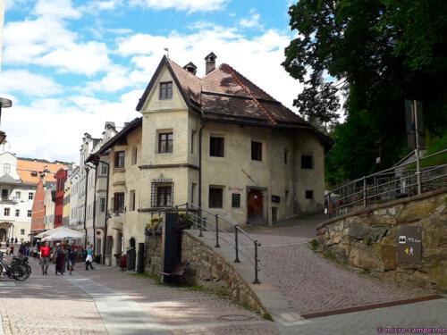 Bruneck finde ich gemütlicher als Bozen