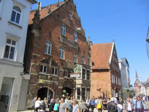 Oldenburg hat viele schöne alte Häuser